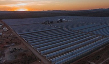 Bokpoort Concentrated Solar Power plant wins South African National Energy Association prize