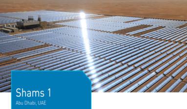 Decoding Shams 1-first large commercial CSP plant in Middle East