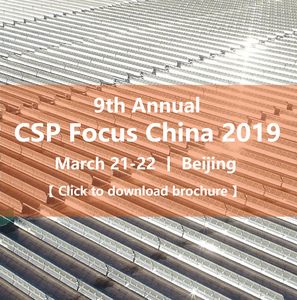 CSP Focus China 2019